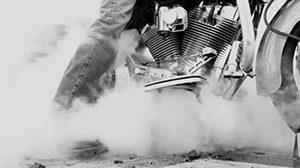 Burnout o quemada de rueda