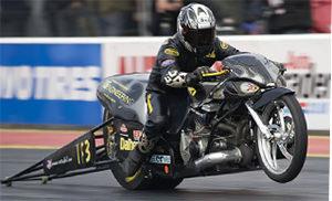 Motocicleta Dragster