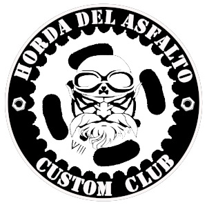 Parche redondo Custom Club
