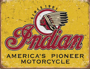 Cartel Indian Motorcycle