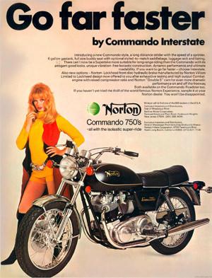 Norton 750