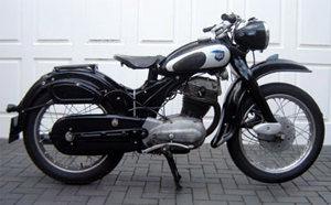 Motocicleta NSU Max