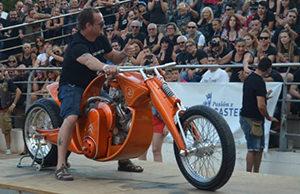 Bike Show Big Twin