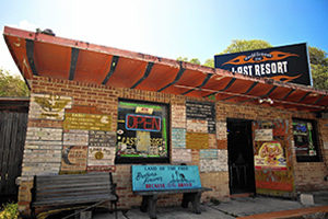 Last Resort Bar