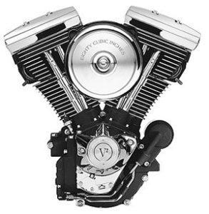 Motor Evolution Blockhead de Harley Davidson