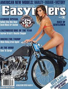 Portada de la revista Easyriders