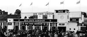 Ace Cafe en Lodres