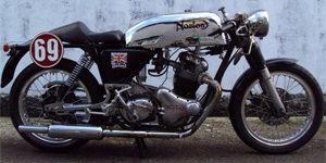 Motocicleta de estilo Cafe Racer
