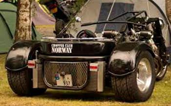 Trike del National Chopper Club