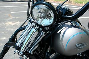 Horquilla Springer de Harley Davidson